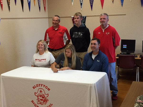 2015_CollegeSigning_SamanthaFruchey_Softball