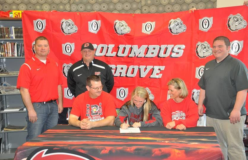 2016_CollegeSigning_BrookeHoffman_Softball